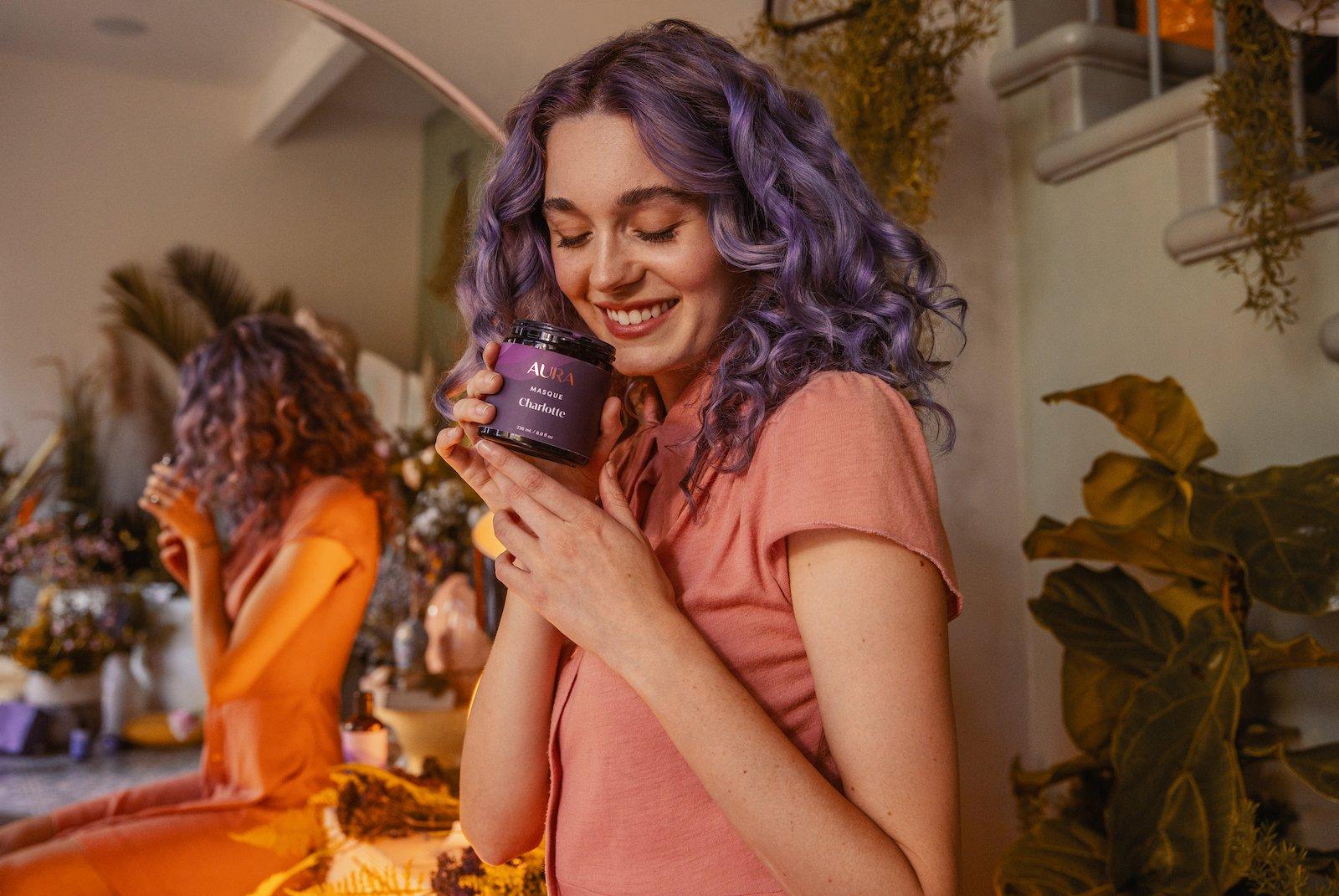 AURA French Lavender Pigment