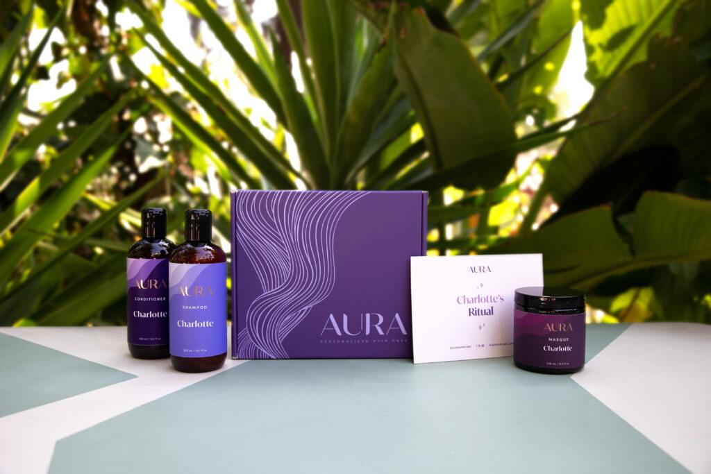 AURA Personalized Hair Care Ritual