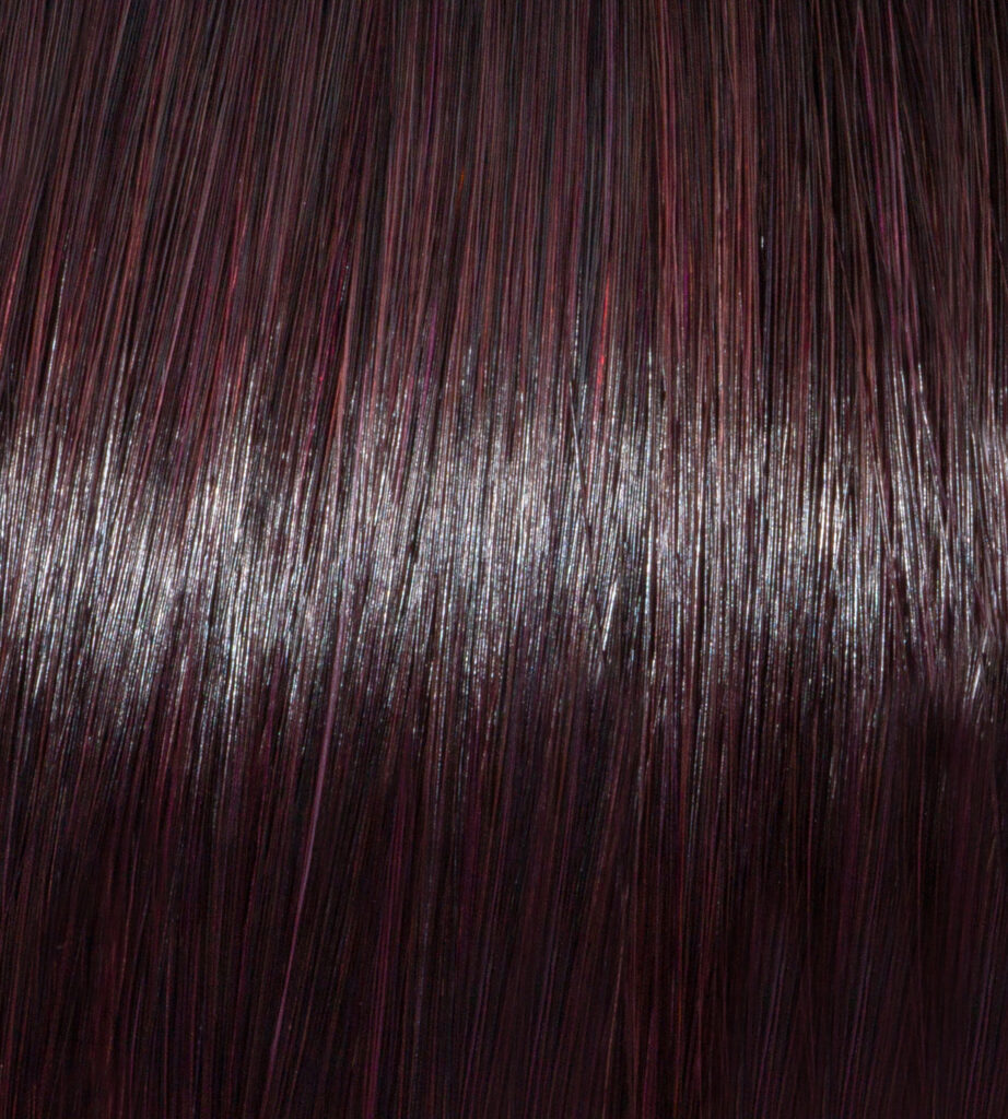 Intense Pearl Masque on Dark Brunette Hair